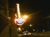 Hard Rock, Gatlinburg, TN.